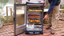 Masterbuilt 20070910 Electric Smoker Review