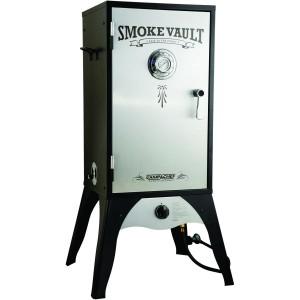 Camp Chef Smoker 18″ Smoke Vault Review (Apr 2017)