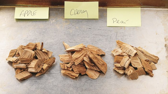 wood for smokers