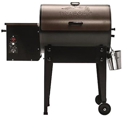 Traeger Pellet Grills BBQ155.01 19.5K BTU Pellet Grill – Big Daddy