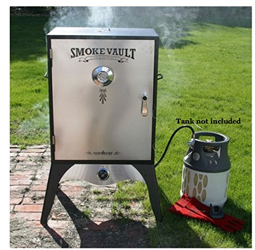 best gas smoker; a feature-rich product worth buying