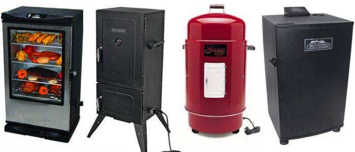 best electric smoker; there are actually many to choose from