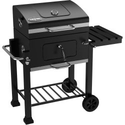 is gas grill healthier than charcoal: Charcoal grill