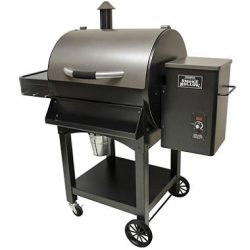 Home BBQ smokers: Pellet Grill