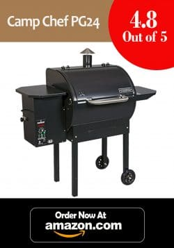 Our Pick: Camp Chef PG24 Pellet Grill and Smoker BBQ