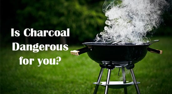 is gas grill healthier than charcoal: What are the dangers of charcoal?