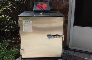 Stand Up Smoker Designs : Tested char broil vertical gas smoker review is it the best gas