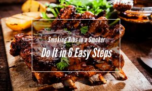 Smoking Ribs in a Smoker: Do It in 6 Easy Steps