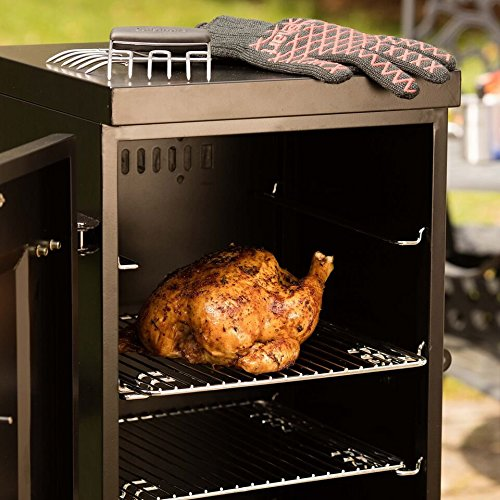 best gas smoker; You should try to make the most of this big investment