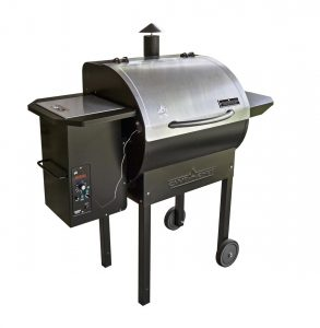 Camp Chef Pellet Grill & Smoker Deluxe review