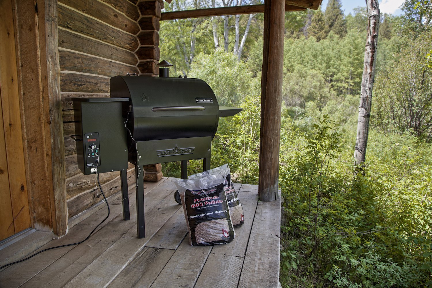 Camp Chef PG24: review