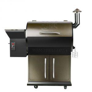 YOYO 684 Wood Pellet Grill review