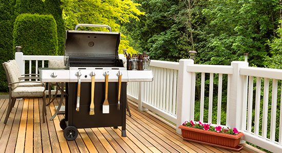 is gas grill healthier than charcoal: Gas grill