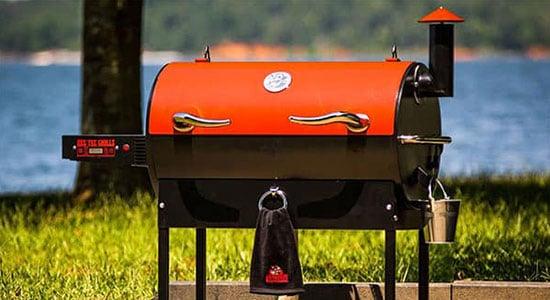 Wood fire Grills(Pellet grills)