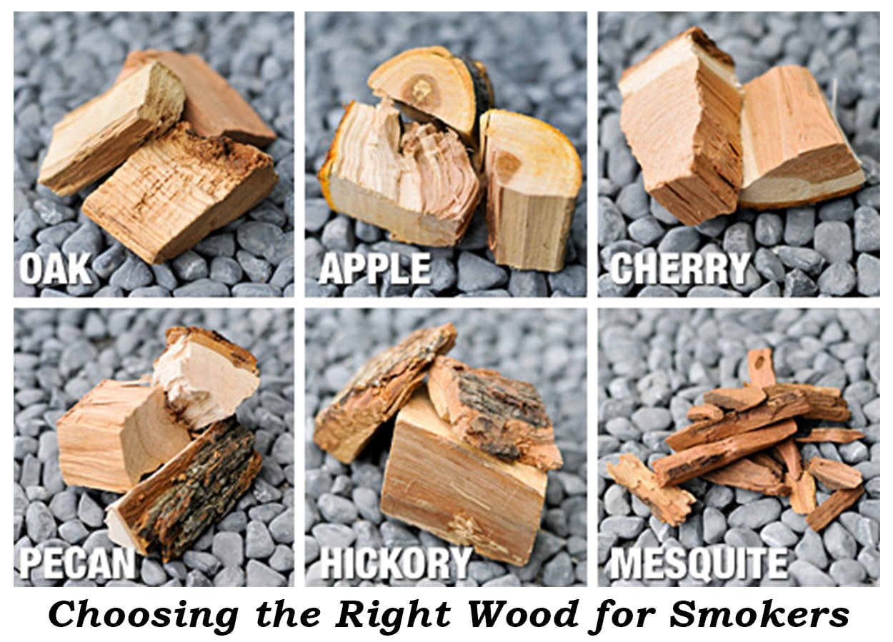 How To Choose The Right Wood For Smoking Grills Forever