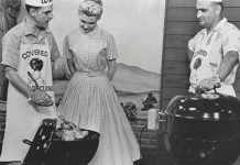 History of Charcoal Grill