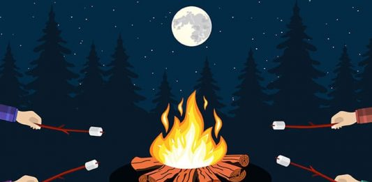 How Campfire BBQ Can Save You & Your Partner's Life While Camping
