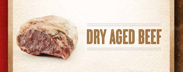 cook dry aged steak: the quality of dry aged beef is important