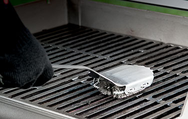 grill rust: How to Clean