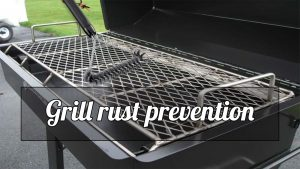 How Do You Prevent Your Grill from Rusting?