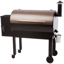 Types of grills: Wood fire Grill