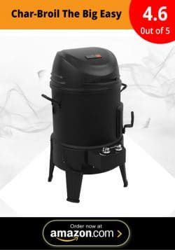 Best Gas Smoker, Roaster & Grill Combo: Char-Broil The Big Easy TRU-Infrared Smoker Roaster & Grill