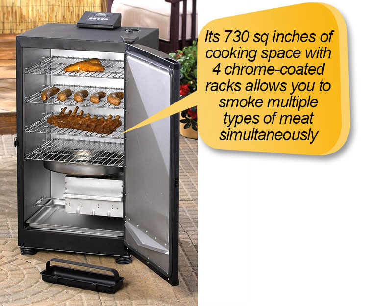 Review Of Masterbuilt 20070910 Electric Smoker Grills