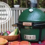 3 Tested Ways to Clean Your Big Green Egg Fast! ..