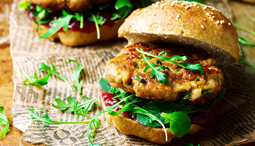 cooking ground turkey: Why shouldn't you try a burger?