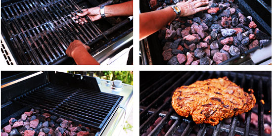 grill ceramic briquettes: Adding Ceramic Briquettes to Your Gas Grill or BBQ Grill
