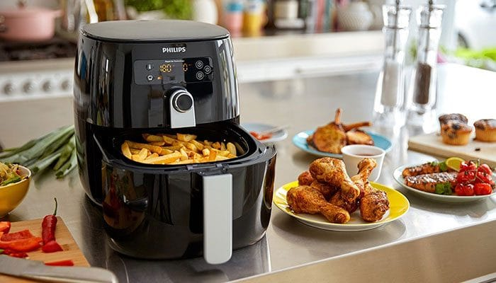 air fryer recipes: 3 innovative air fried food recipes to wow your friends & families