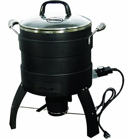 Masterbuilt 20100809 Butterball Electric Turkey Fryer