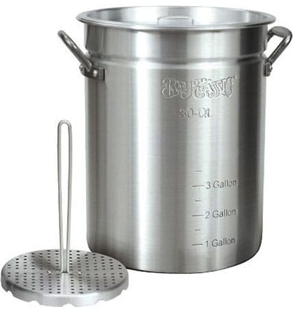 Bayou Classic 3025 30-Quart Aluminum Turkey Fryer