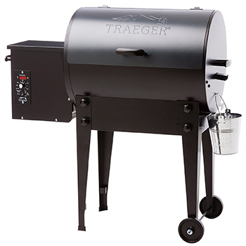 Traeger Grills Tailgater 20 Portable Wood Pellet Grill