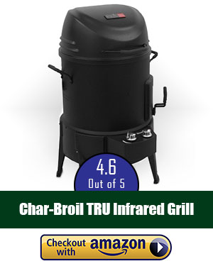 best charcoal smoker: