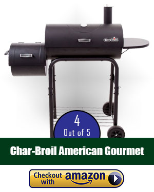 best charcoal smoker: