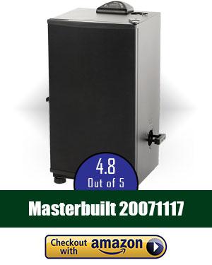 Best Budget Electric Smoker: Masterbuilt 20071117 30″ Digital