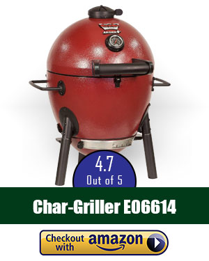 best kamado grill: If you're new to the Kamado world, get this one today!