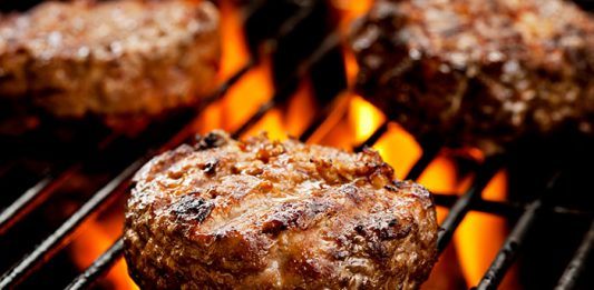 Say Goodbye to Your Diet, Savor These Juicy Patties Right off the Grill