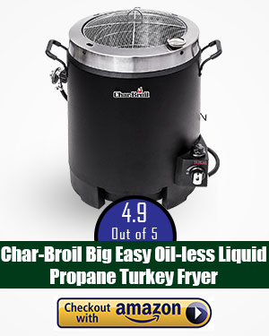 best turkey fryer: If you're looking for an oil-less turkey fryer, you know which one is the best