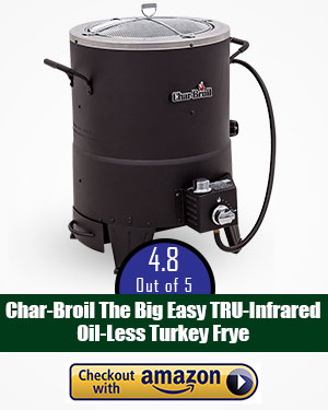 best turkey fryer: It may not be our top pick, but it's also not inferior in quality in any way