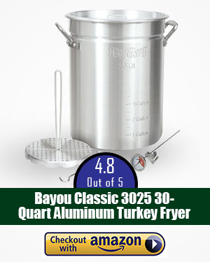 best turkey fryer: Short on cash before this Thanksgiving? This budget choice is here to help you!