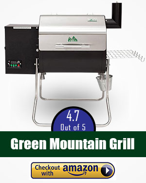 Best Portable Grill : Green Mountain Grills Davy Crockett