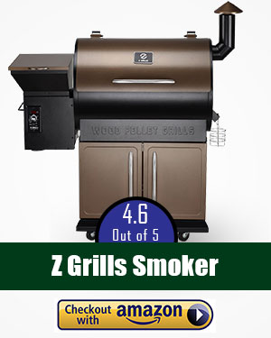 Advanced Pick: Z Grills Wood Pellet Grill Review