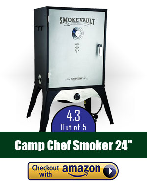 Camp Chef smokers reviews: