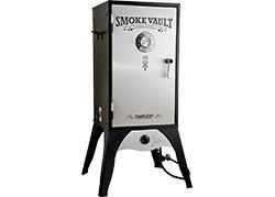 Smoke vault grill