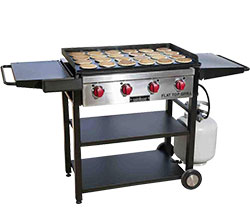 A large size grill