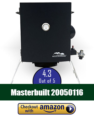 Masterbuilt smoker review: