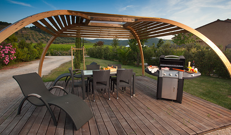 Enjoy Sumptuous Barbecue and Grilled Dishes in the Comfort ...
