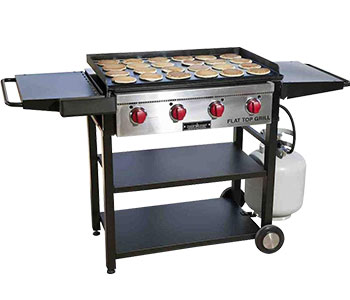 Camp Chef Flat Top Grill